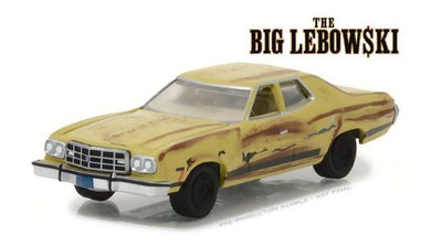 The Big Lebowski, The Dudes, 1973 Ford Gran Torino, 1:64 Diecast Vehicle