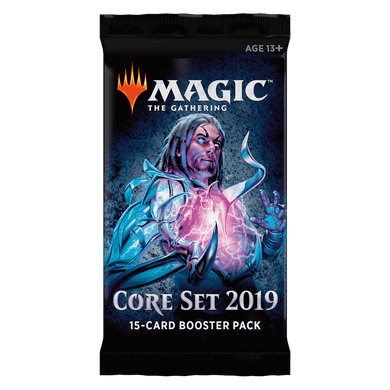 2019 Core Set, Magic the Gathering Booster Pack