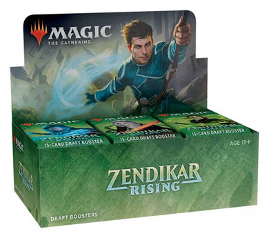 MAGIC: THE GATHERING Zendikar Rising - Draft Booster Box