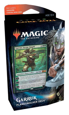 GARRUK - MAGIC: THE GATHERING Core 2021 - Planeswalker Deck