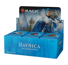 Ravnica Allegiance Magic the Gathering Booster Box