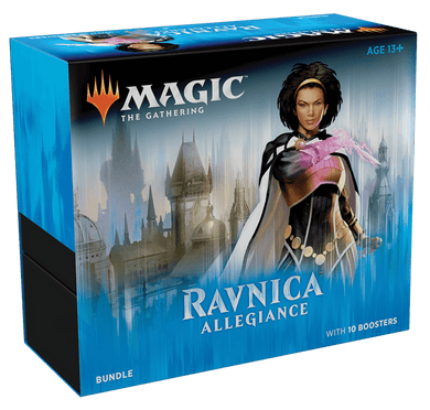 Ravnica Allegiance, Magic the Gathering Bundle Pack