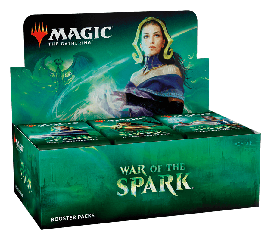 War of the Spark Magic the Gathering Booster Box