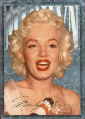 Marilyn Monroe, Series 1, Base set of 100 cards (NS)