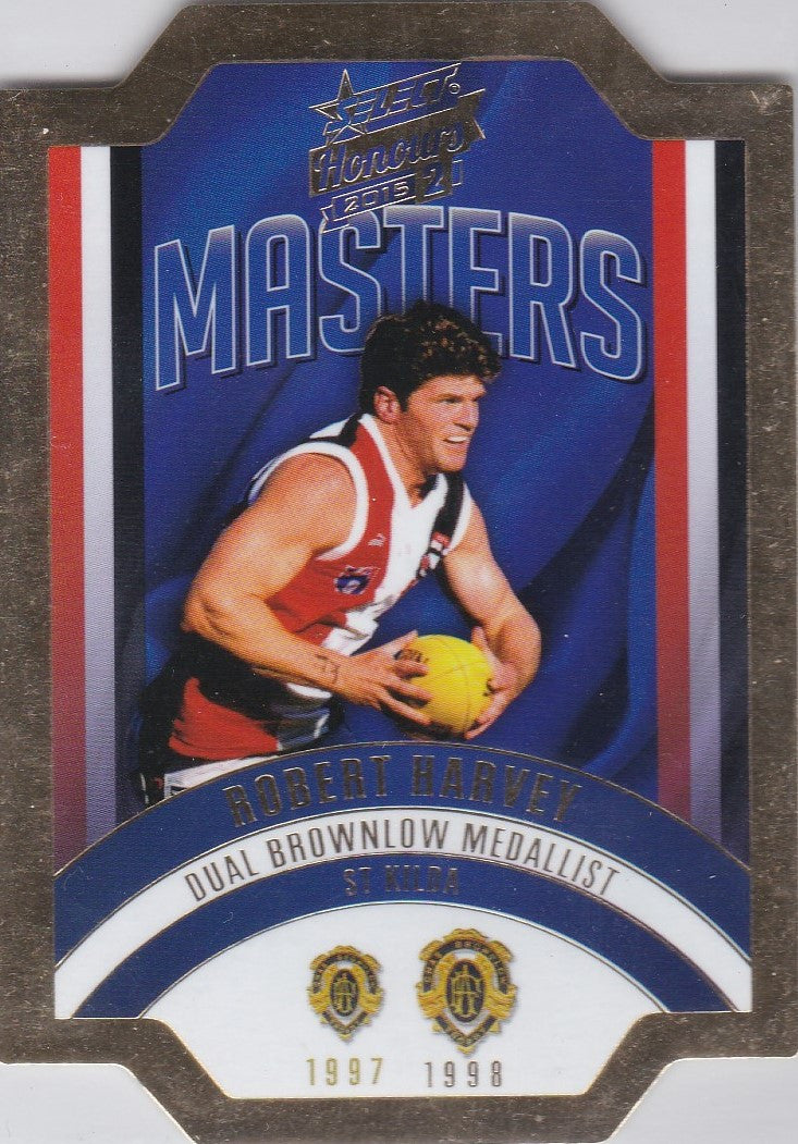 Robert Harvey, Masters, 2015 Select AFL Honours 2