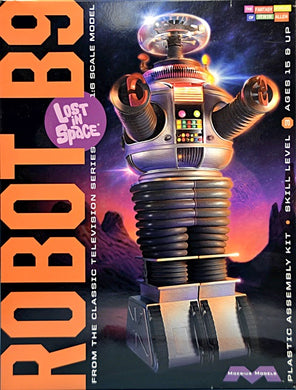 Robot B9, 'LOST IN SPACE' TV Series, Plastic Model Kit, 1:6 Scale