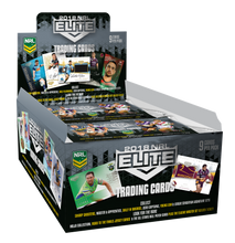 2018 esp TLA Elite NRL Rugby League 24 pack box