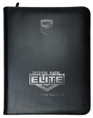 2018 esp TLA Elite NRL Rugby League Folder