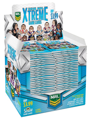 2018 esp Extreme NRL 36 pack box