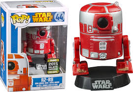 R2-R9 2015 Galactic Convention Exclusive, Star Wars Pop Vinyl