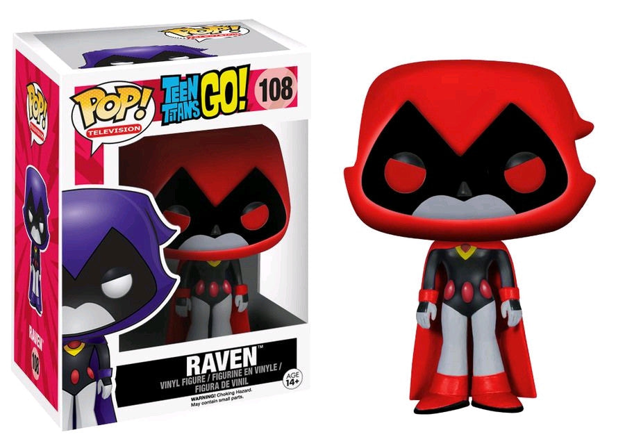 Raven Red, Teen Titans Go! Pop Vinyl
