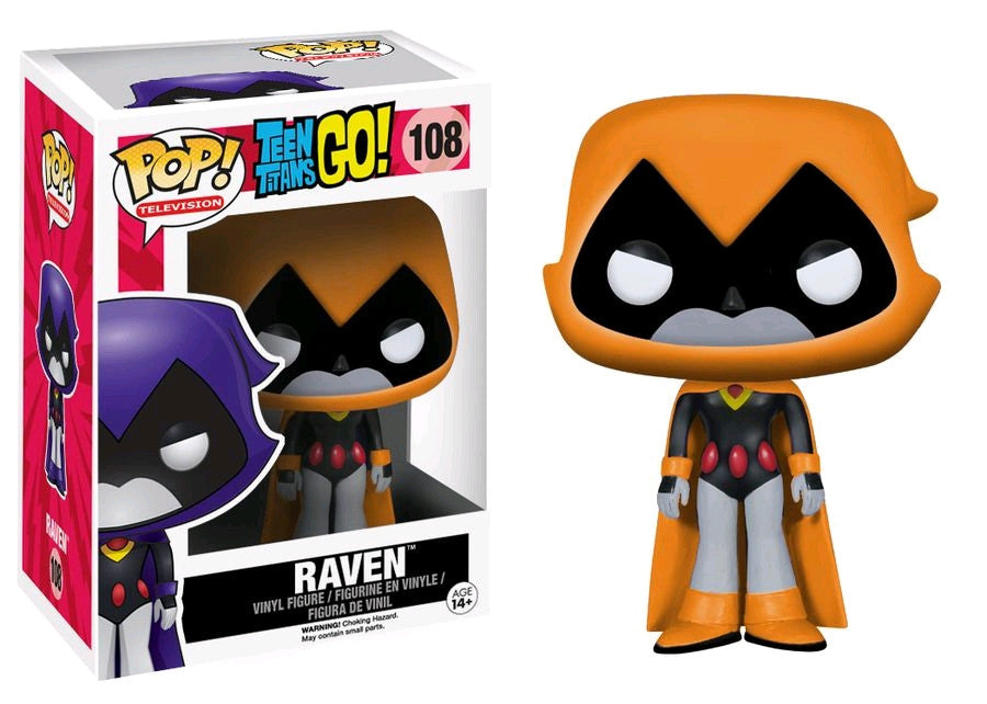Raven Orange, Teen Titans Go! Pop Vinyl