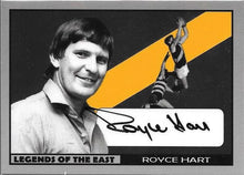 Royce Hart, Legends of the East, Ja Ja's Collectables