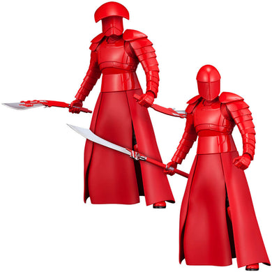 STAR WARS Elite Praetorian Guard 2 Pack ArtFX+ Statues
