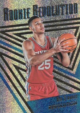 Ben Simmons, Rookie Revolution, 2016-17 Panini Revolution Basketball