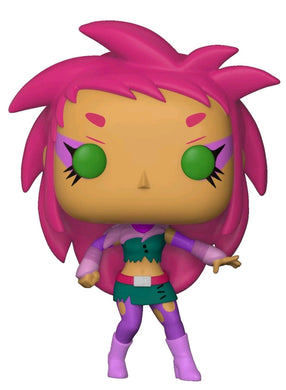 The Night Begins to Shine Starfire, Teen Titans Go! Pop Vinyl