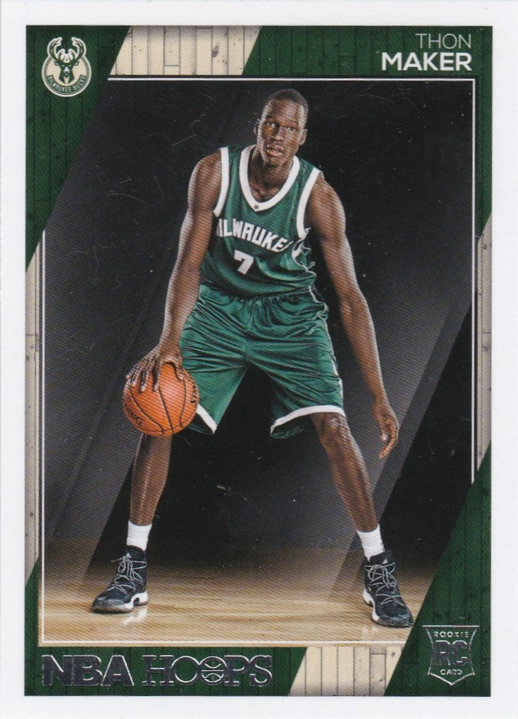 Thon Maker, 2016-17 Panini Hoops RC