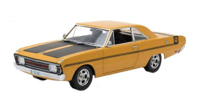 1970 Chrysler VG Valiant - Hot Mustard, 1:18 Diecast Vehicle