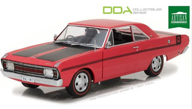 1970 Chrysler VG Valiant - Little Red Riding Hood Red, 1:18 Diecast Vehicle