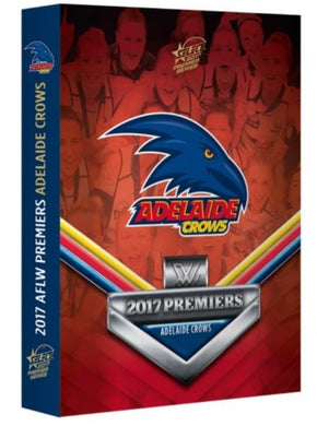 2017 AFLW Adelaide Crows Premiers card set