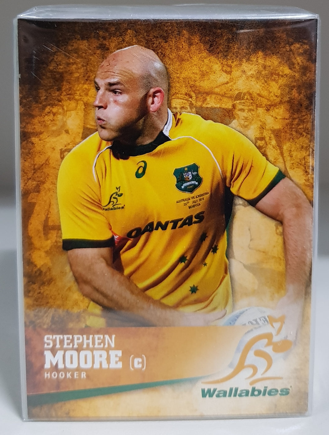 2016 Tap'n'Play Wallabies Rugby Trading Card Collection