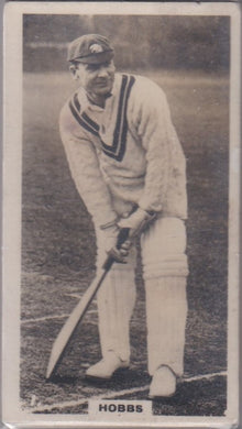 1926 Wills Cigarettes, English Cricketers Set