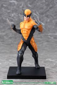 MARVEL NOW Wolverine ArtFX+ Statue