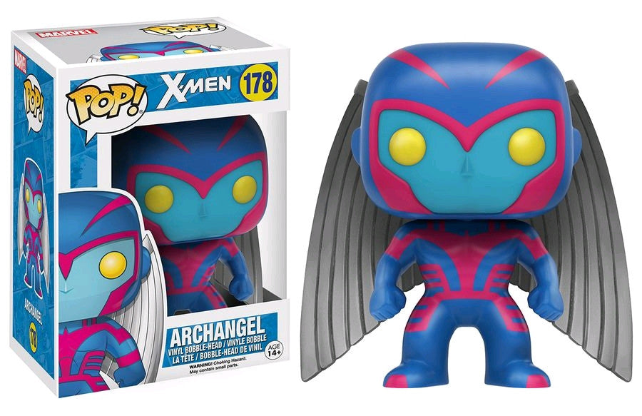 Archangel, X-Men Pop Vinyl