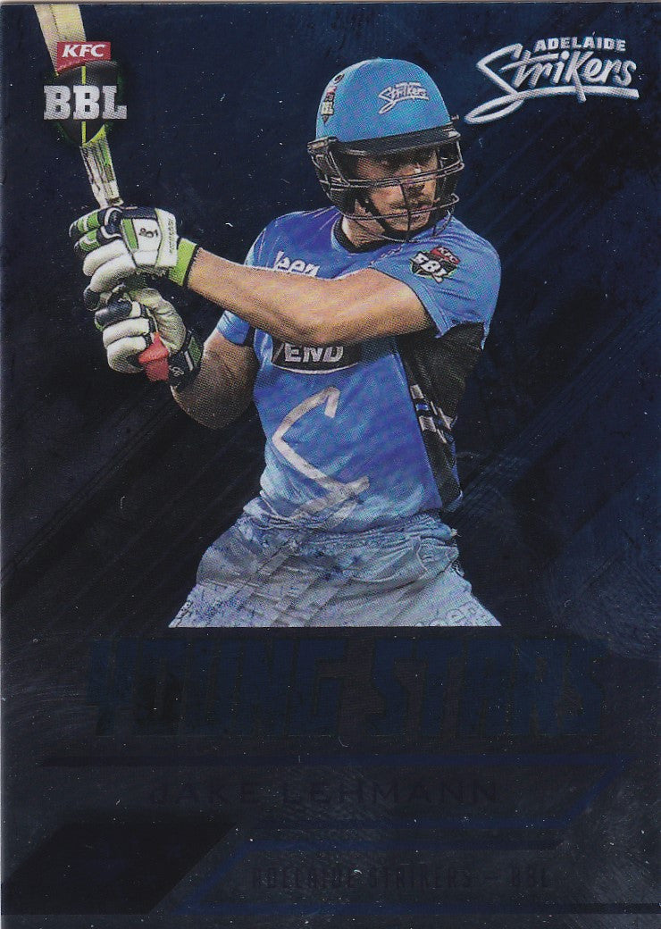 2016-17 Tap'n'play CA BBL 05 Cricket, Young Stars, Jake Lehmann, YS-03