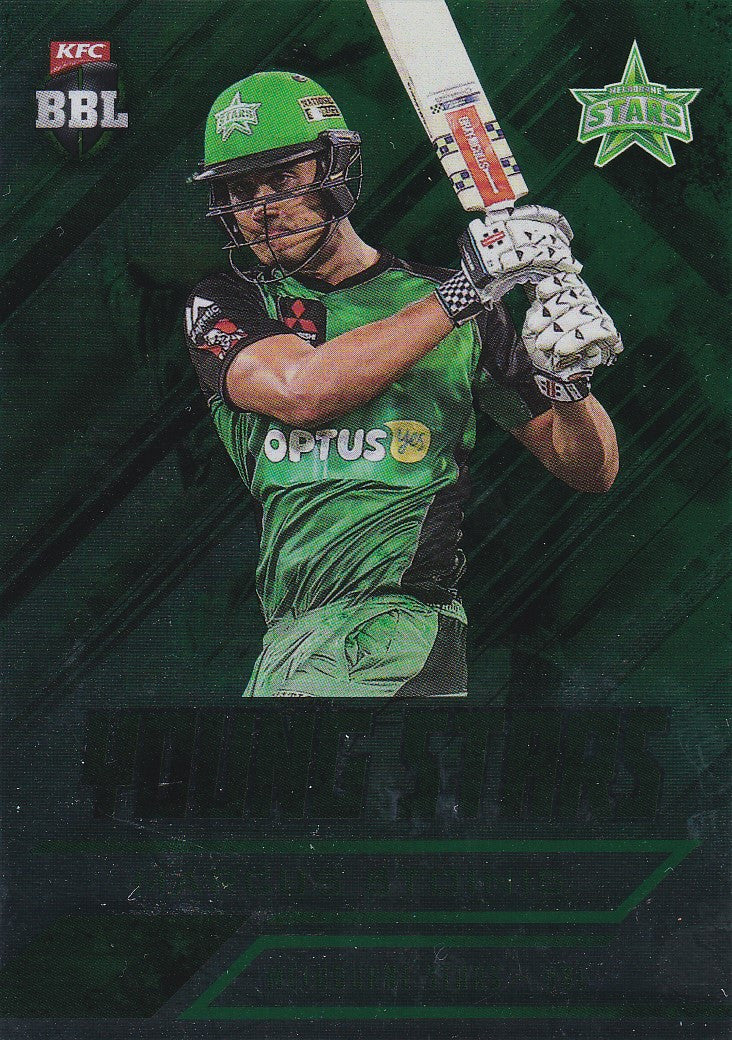 2016-17 Tap'n'play CA BBL 05 Cricket, Young Stars, Marcus Stoinis, YS-07