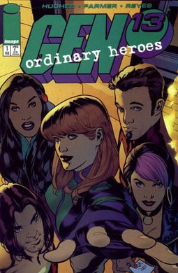 Gen 13 Ordinary Heroes #1 Comic