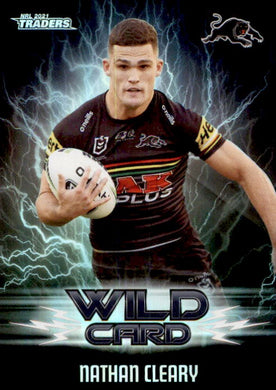 Nathan Cleary, Wild Card, 2021 TLA Traders NRL