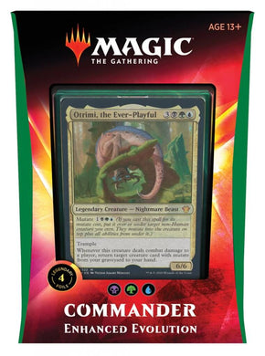 MAGIC: THE GATHERING Ikoria: Lair of Behemoths - Enhanced Evolution Commander Deck