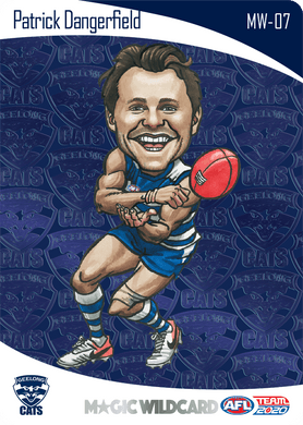 Patrick Dangerfield, Magic Wildcard, 2020 Teamcoach AFL