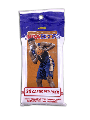 PANINI 2019-20 Hoops Basketball (Hobby) Fat Pack