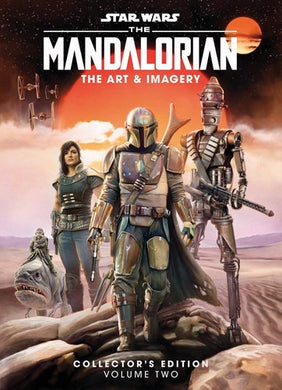 Star Wars: the Mandalorian - the Art and the Imagery Collector's Edition Volume Two HC