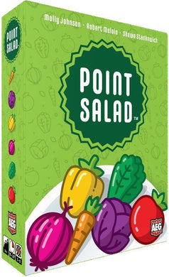 Point Salad Game