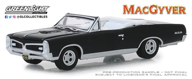 MacGyver, 1967 Pontiac GTO Convertible, 1:64 Diecast Vehicle