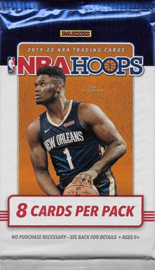2019-20 Panini Hoops Basketball Hobby Pack