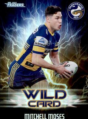 Mitchell Moses, Wild Card, 2021 TLA Traders NRL