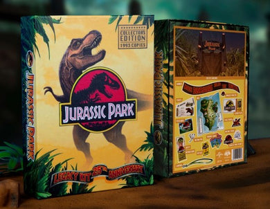 JURASSIC PARK - LEGACY KIT - COLLECTORS BOX