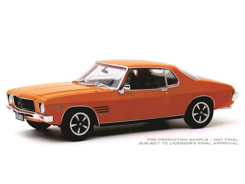 350 HQ, 1973 Holden HQ Monaro GTS 350, 1:24 Diecast Model Car