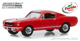 1965 Shelby Mustang, Turtle Wax, 1:64 Diecast Vehicle