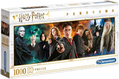 Clementoni Puzzle Harry Potter and the Half Blood Prince Panorama Puzzle 1000 pieces