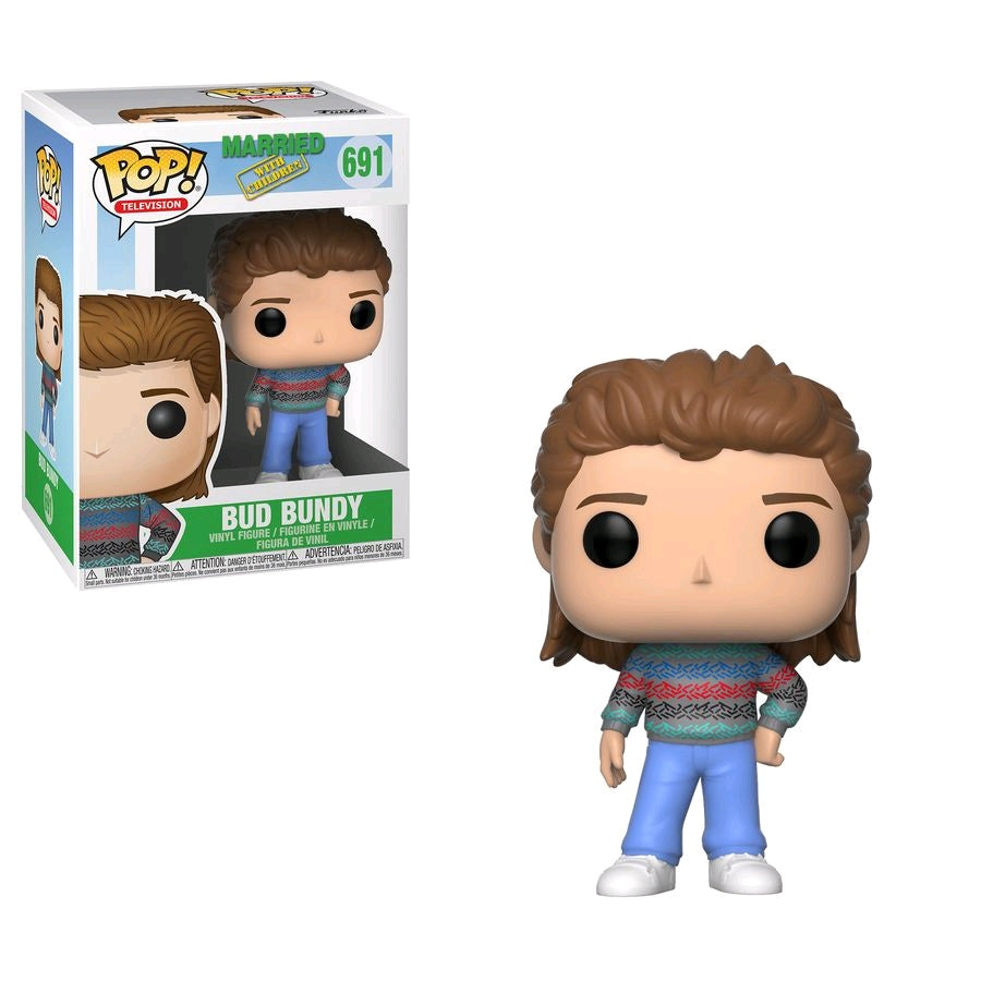 Married with Children - Bud Bundy Pop! Vinyl