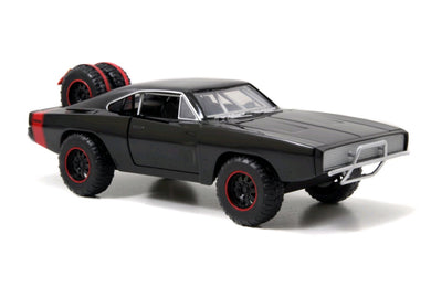 Fast and Furious - Dom's Dodge Charger Off Road, 1:24 Diecast Vehicle