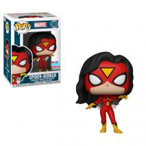 Spider-Man - Spider-Woman Classic NYCC 2018 Exclusive Pop! Vinyl [RS]