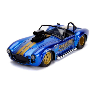 1965 Shelby Cobra 427 S/C, Big Time Muscle, 1:24 Diecast Vehicle