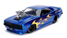 1969 Chevy Camaro, Big Time Muscle, 1:24 Diecast Vehicle
