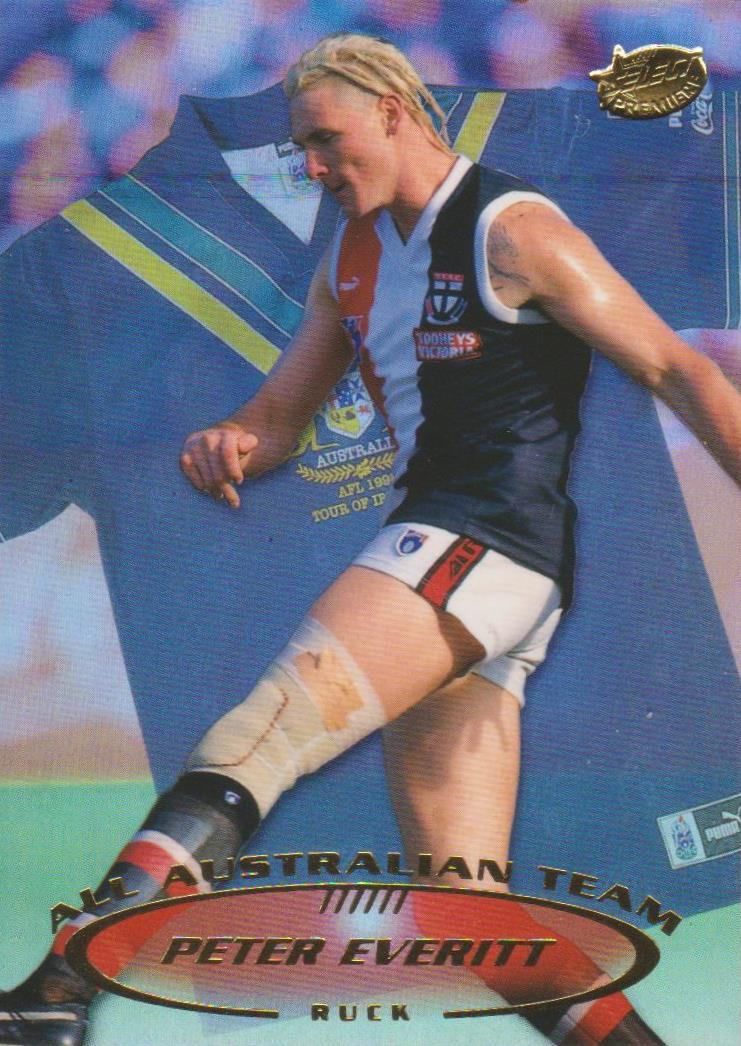 1999 Select AFL, All Australian, Peter Everitt